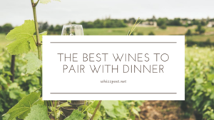 THE BEST WINES TO PAIR WITH DINNER